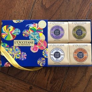 L'occitane En Provence set of 4 soaps